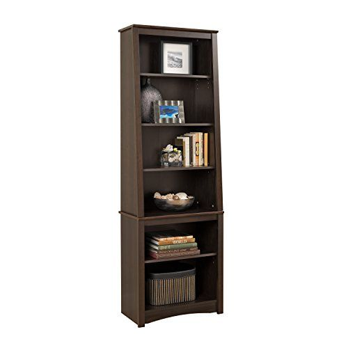 Legare Furniture 59Inch By 31Inch Adjustable FourShelf Bookcase Grey  Driftwood    To View Further For This Item, Visit The Image Link.Note:It Is  Afu2026