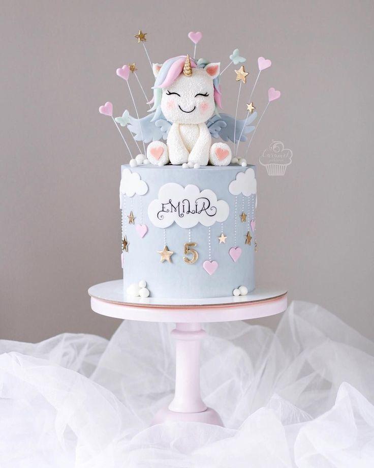 Flavorsome Desserts Auf Instagram Happy Unicorn Cake Fur Emilia Von Cara Baby In 2020 Baby Kuchen Kuchen Kindergeburtstag Hochzeitsdesserts