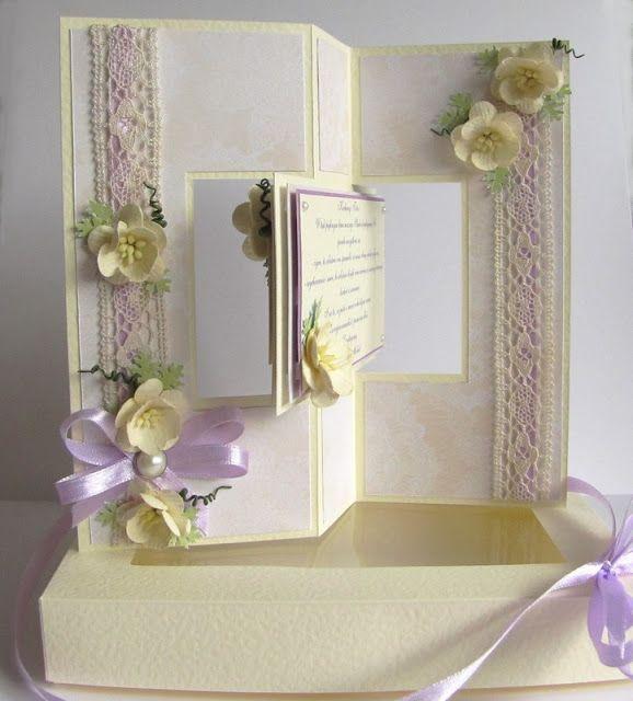 Moja papierowa kraina: Ze szczyptą fioletu