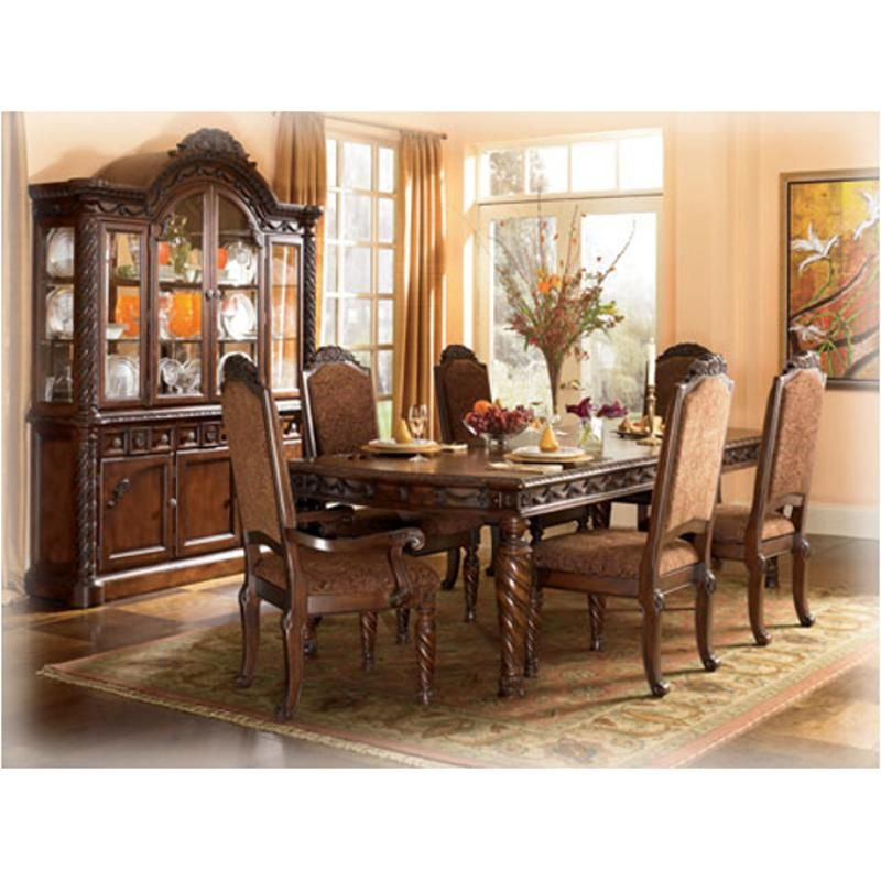 7pc North Shore Dining Room Set Ashley Furniture Ashley Furniture Dining Dining Room Furniture Sets Ashley Furniture Dining Room