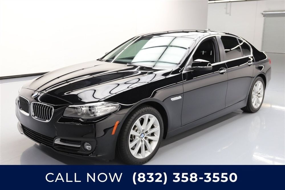 Bmw 5 Series 535d Texas Direct Auto 2016 535d Used Turbo 3l I6 24v