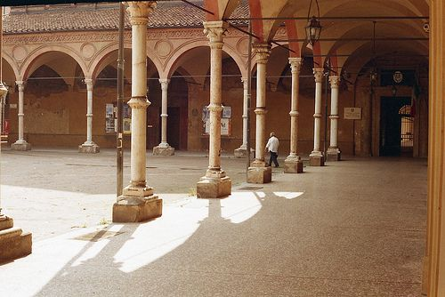 Medieval columns !!!