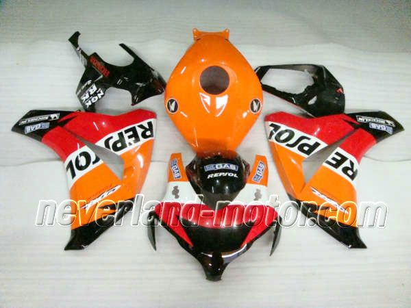 Honda CBR 1000RR 2008-2009 ABS Verkleidung - Repsol #verkleidungcbr1000rr2008 #cbr1000rrverkleidung09