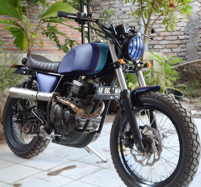 Yamaha Scorpio Scrambler Ssx225