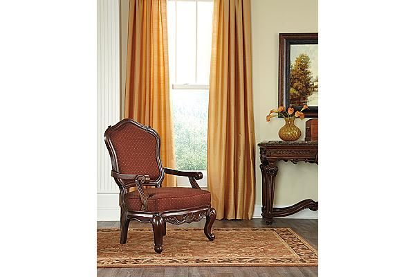 The North Shore Plus Accent Chair From Ashley Furniture Homestore Afhs Com Upholstery Features To Office Furniture Chairs Leather Accent Chair Accent Chairs