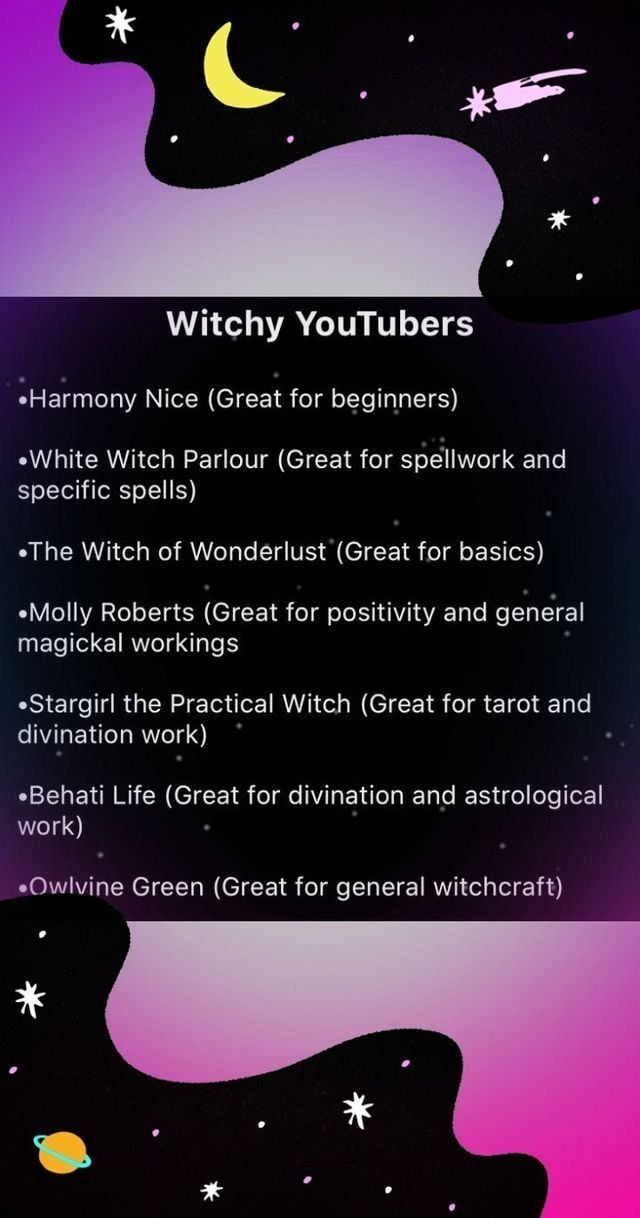 Witchy Tips & More: For Baby Witches & Broom Closet Dwellers - Urban & Tech Witches*