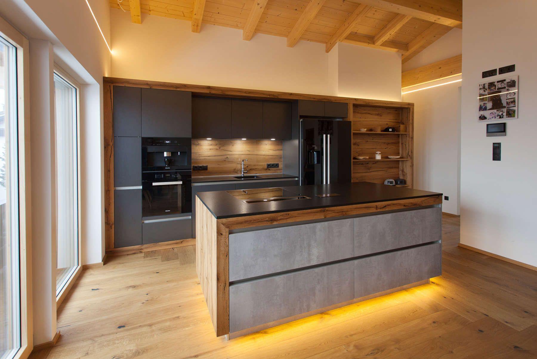 Moderne Küchen Ihre Design Küche nach Maß Das Aroma eines frisch