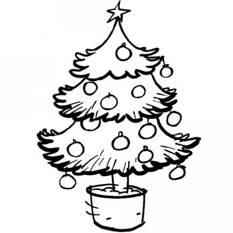 15556-4-dibujos-arbol-de-navidad.jpg | Navidad ,Tarjetería y más ...