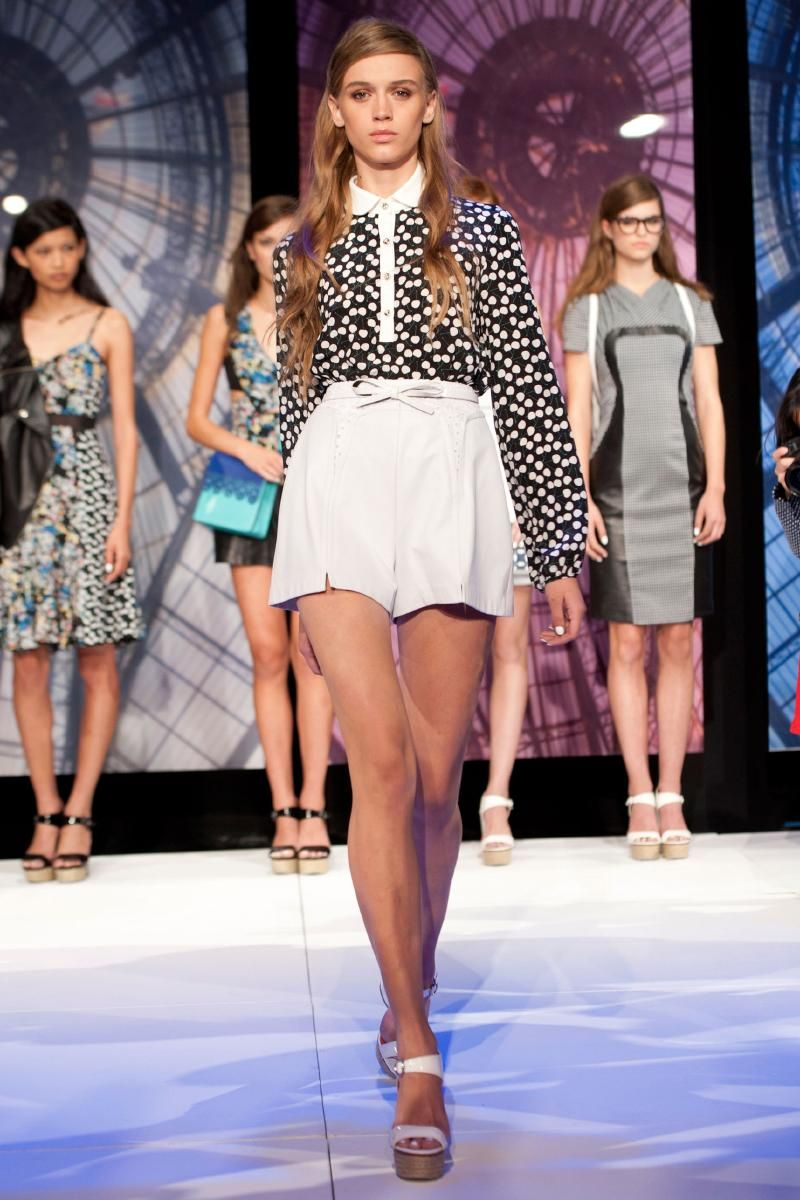 To acquire Ronson charlotte spring runway picture trends