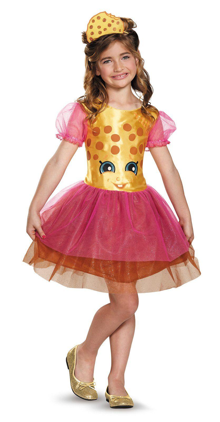 Shopkins Kookie Cookie Classic Girls Cos Halloween