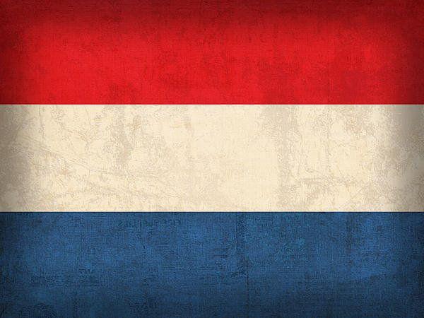 Netherlands Flag Vintage Distressed Finish Art Print By Design Turnpike In 2020 Netherlands Flag Flag Art Flag