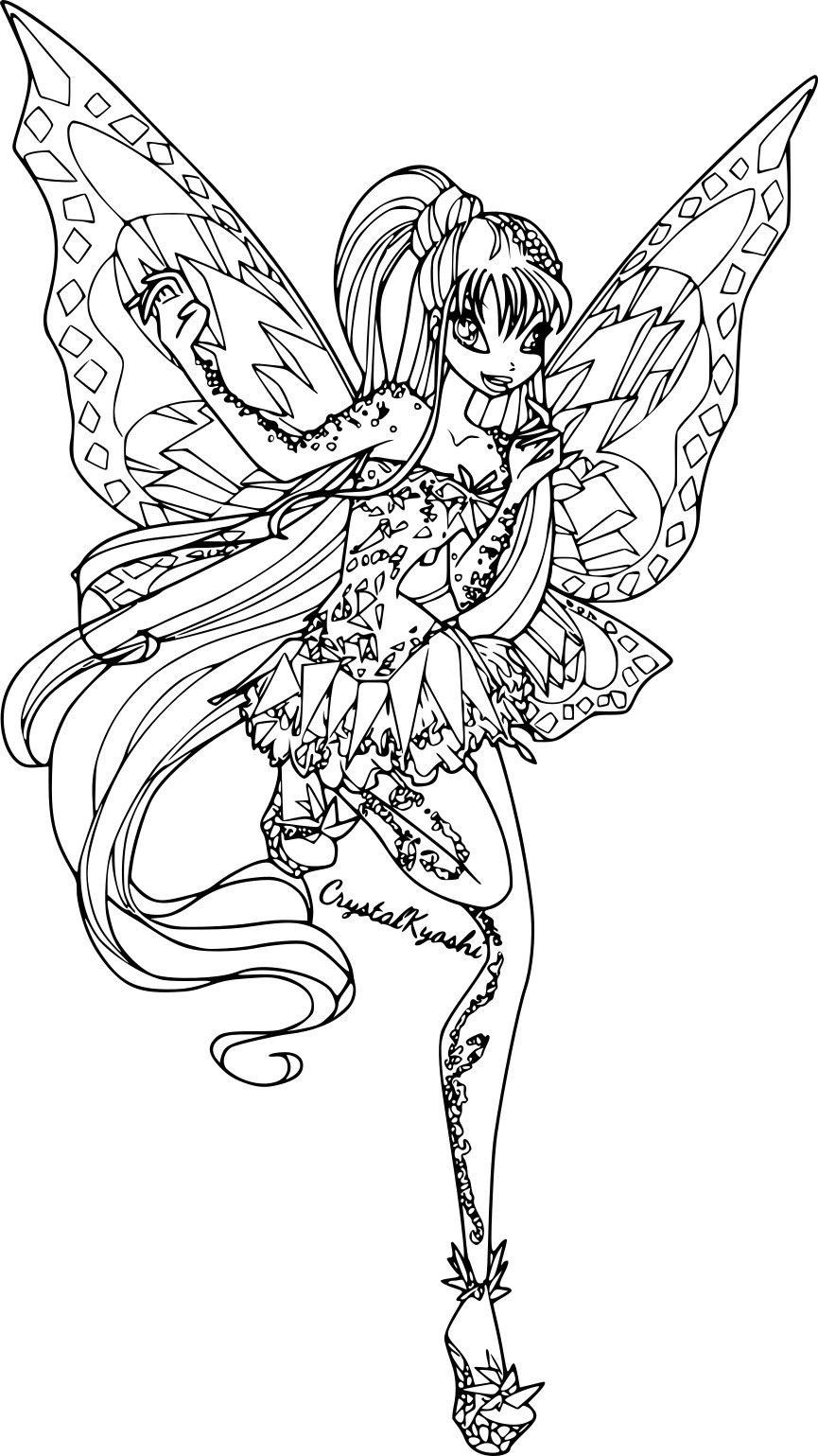 Winx Club Coloring Pages Unique Pin By Monica Johnson On Pencilmein Mermaid Coloring Pages Coloring Pages Cute Coloring Pages