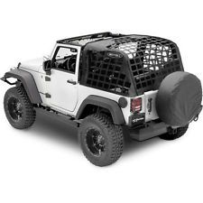 Smittybilt C Res System Cargo Net 2007 2015 Jeep Wrangler Jk 2 Door 571035 Black With Images Jeep Jeep Wrangler Doors Jeep Wrangler