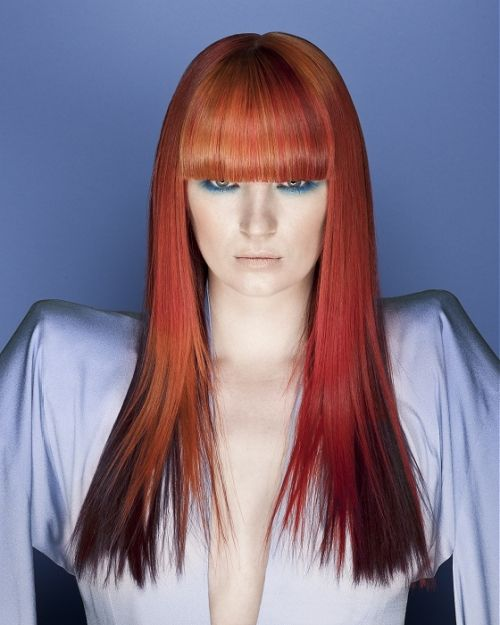 Red Hair With Blonde Highlights - Bing Images
