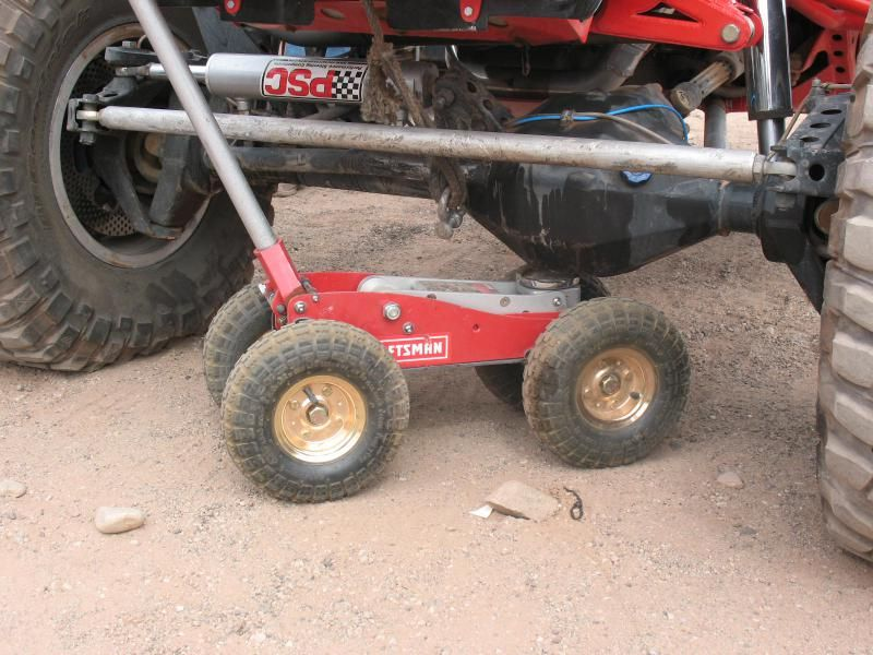 Off Road Floor Jack Build Pirate4x4 Com 4x4 And Off Road Forum