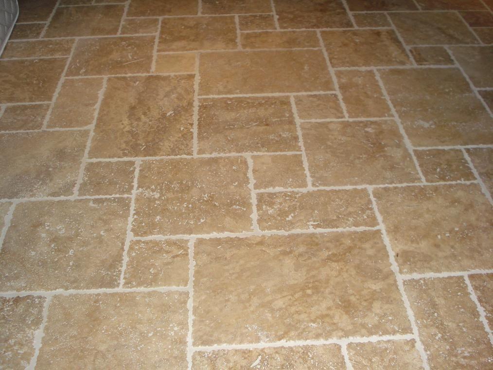 5 Tile Sahara Gold Tumbled Travertine Floors Tile Floor Tile
