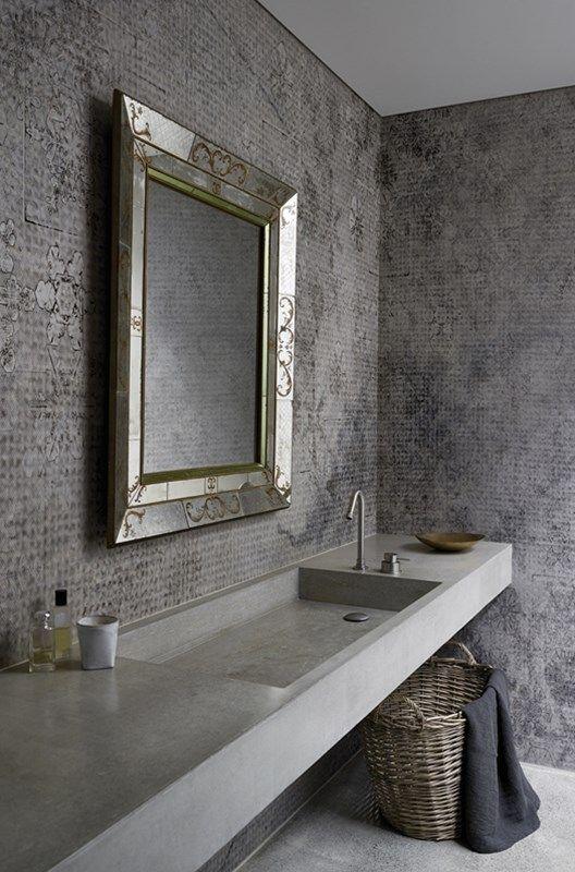 Wasserdichte Tapeten Fur Die Dusche Bad Badezimmer Tapete Deko Wand Glas Badezimmer