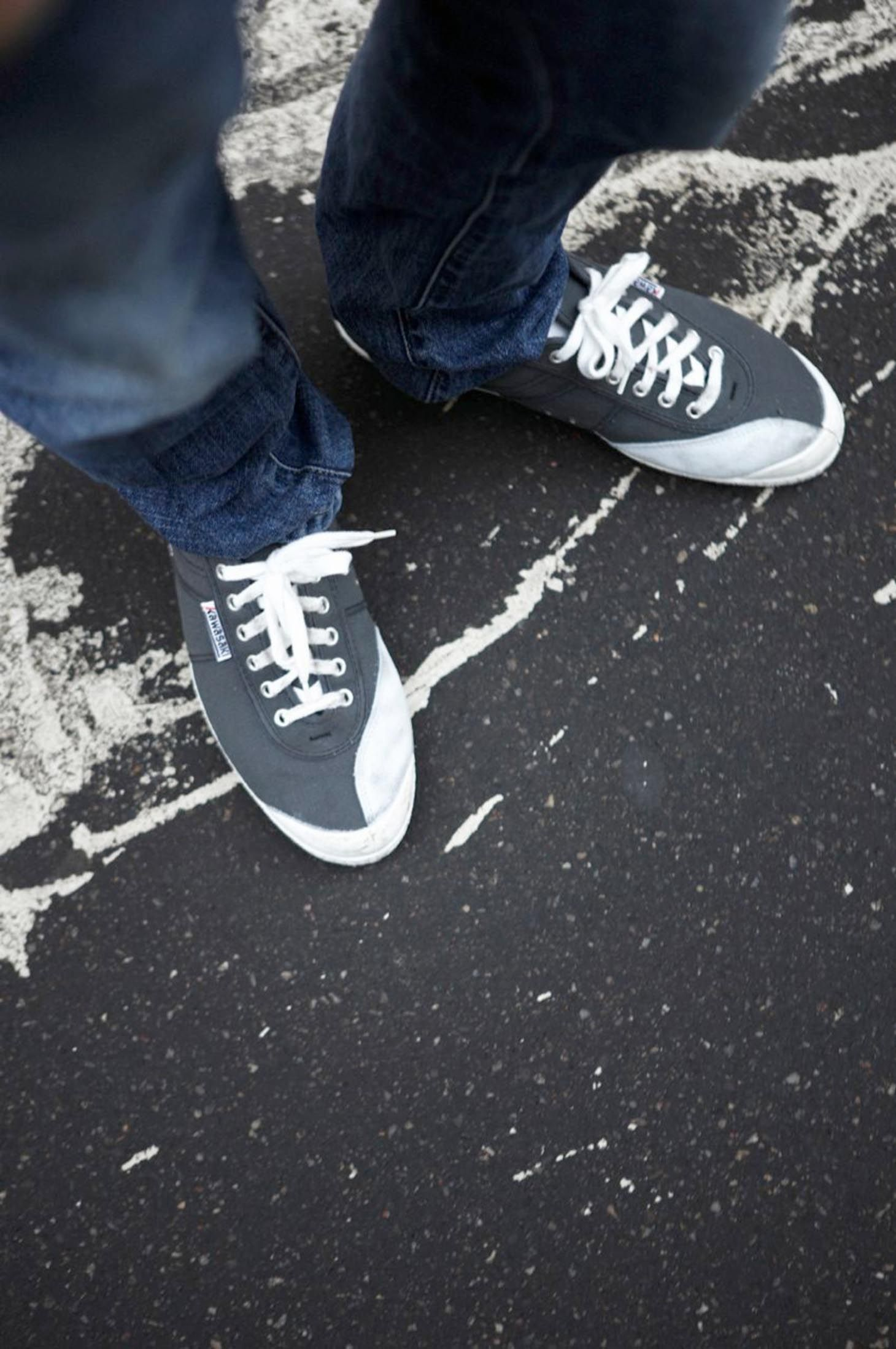 Backyard canvas sneakers from Denmark.  In the US for the first time in its 44 year history.  Sneakers for men and women.  Clean Scandinavian design make this handmade sneaker from Denmark your go to shoe.