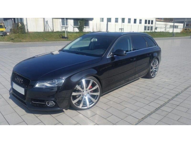 Audi A4 B8 Avant 2 0 Tfsi