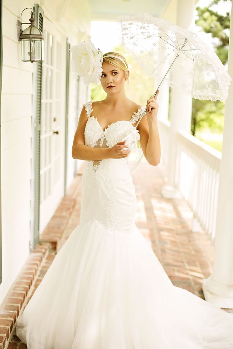 Fanciful Southern Belle Themed Styled Wedding | Southern, Wedding ...