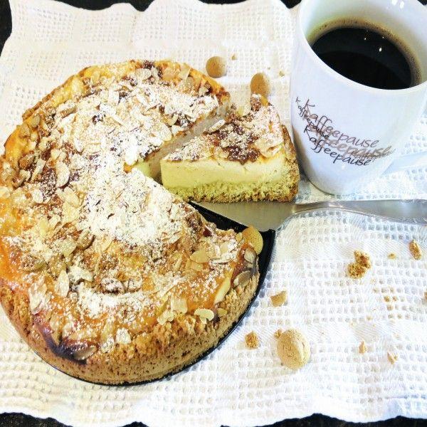 Amarettotaart Recept | Weight Watchers België