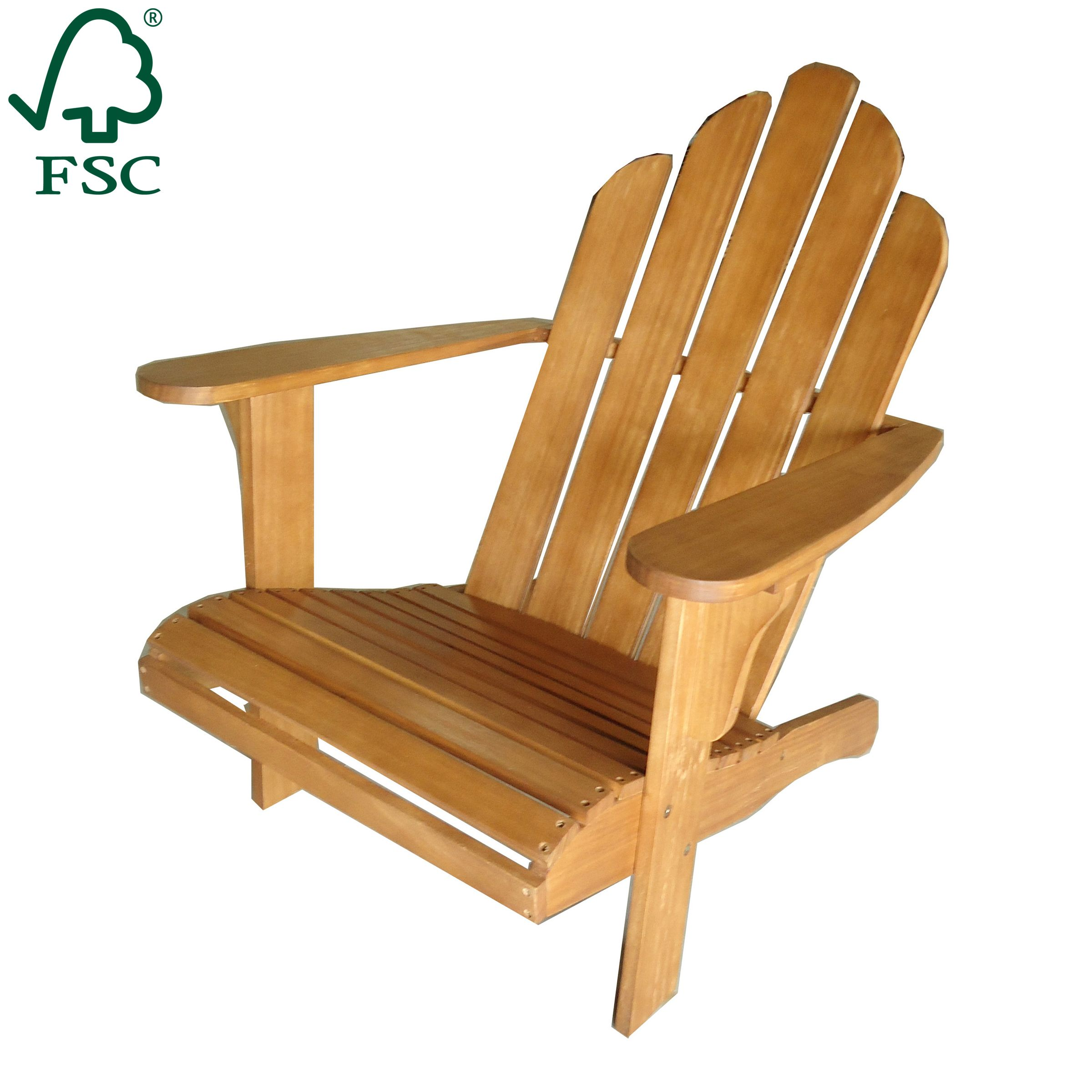 Gentil Mimosa Cape Cod Adirondack Timber Chair   Bunnings Warehouse