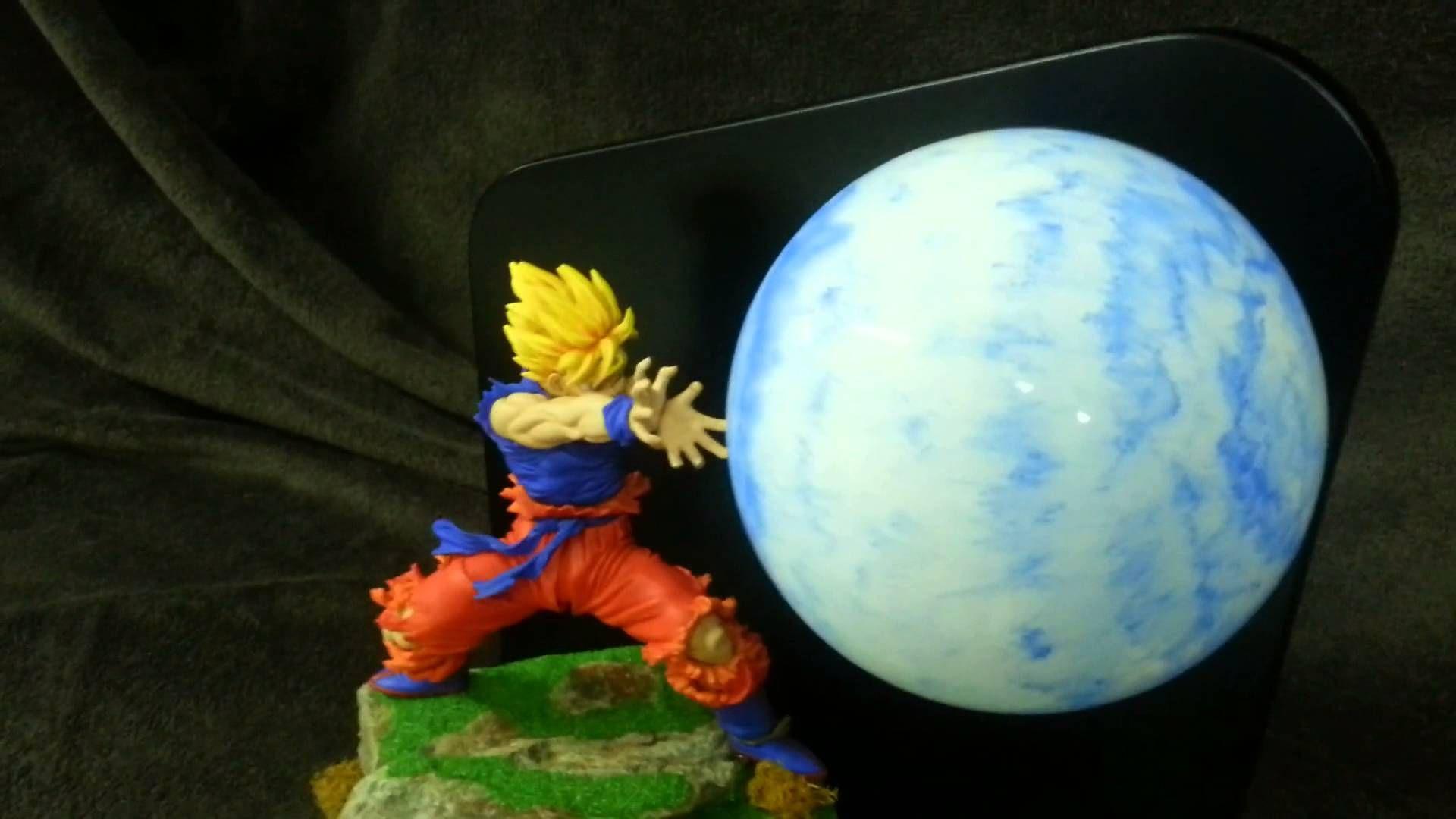 ドラゴンボールランプ _ Dragon Ball Lamp _ Lampara Dragon Ball