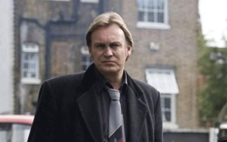 philip glenister top gear
