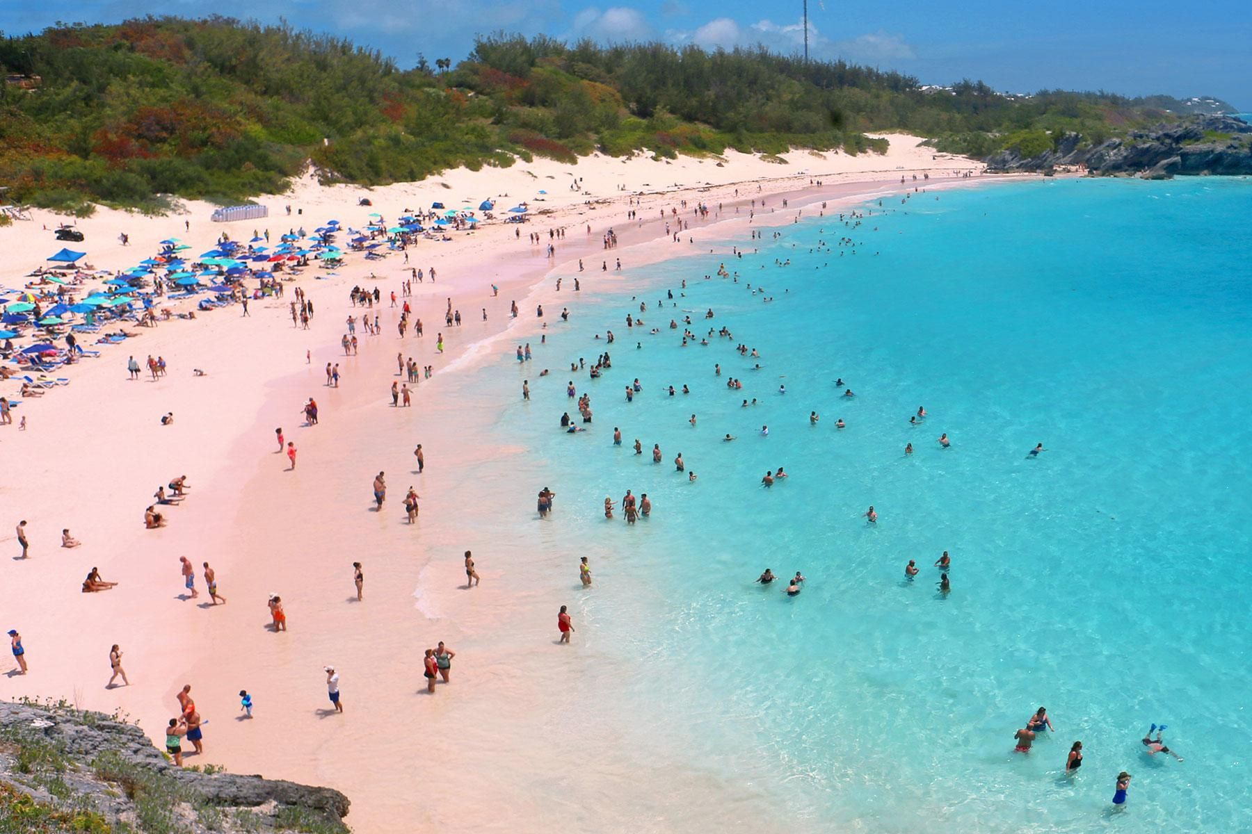 Look At These Incredible Pink Places Beach Beach Pictures Wonders Of The World