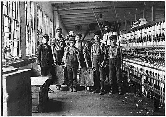 a history of the problems in the american sweatshop industry Nike: managing ethical missteps— sweatshops to  brought sweatshop labor to the forefront of american consciousness  problems the textile industry.