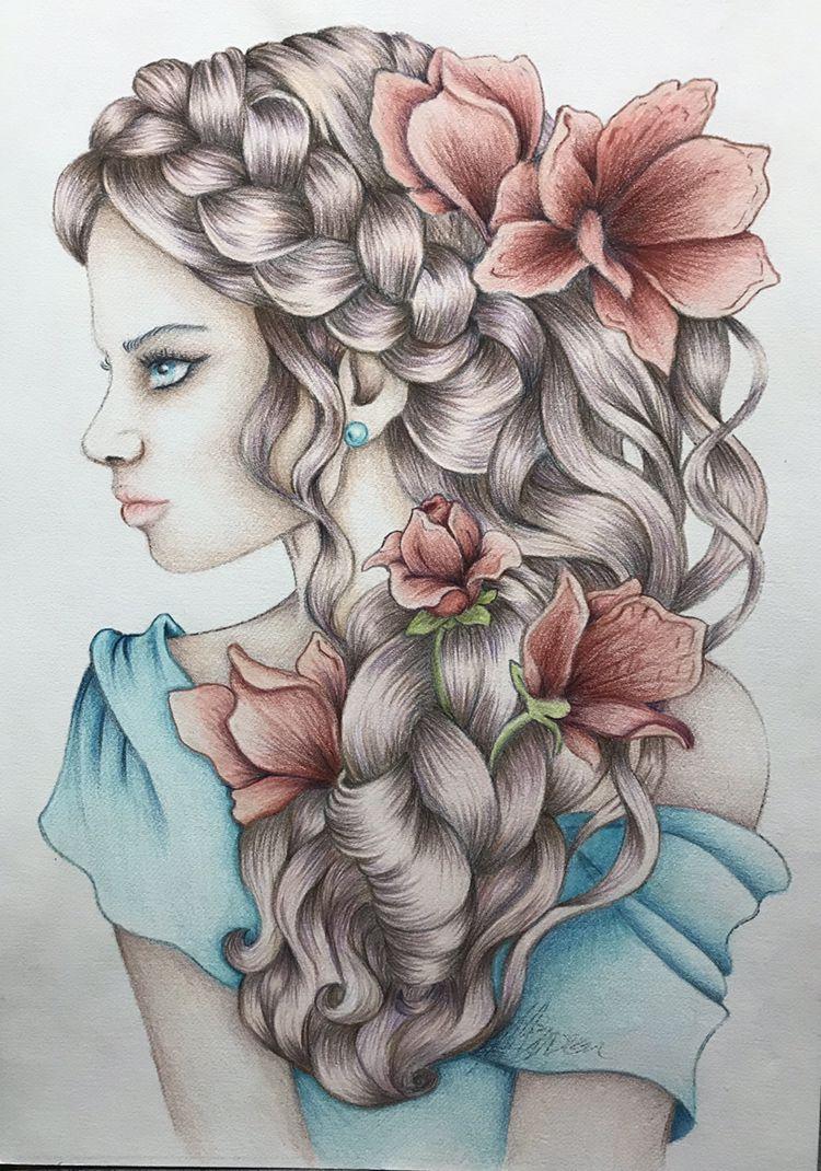 Mariola Budek Tekenen Kleuren Kleurplaten