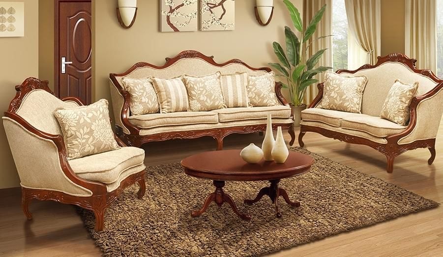 Diseño de Salas Clásica 2013 Living rooms, Room and Wall ladders - salas vintage