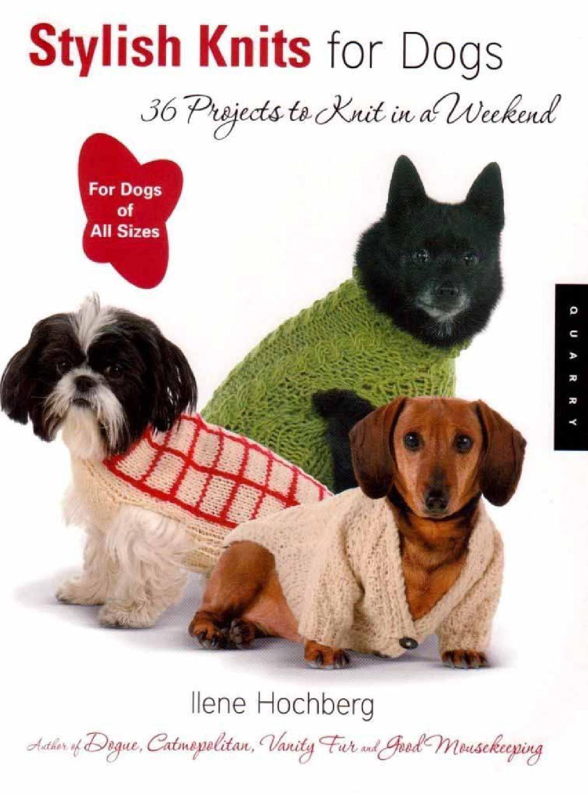 Patrones Crochet: Revista Crochet para Nuestras Mascotas | Tejidos ...