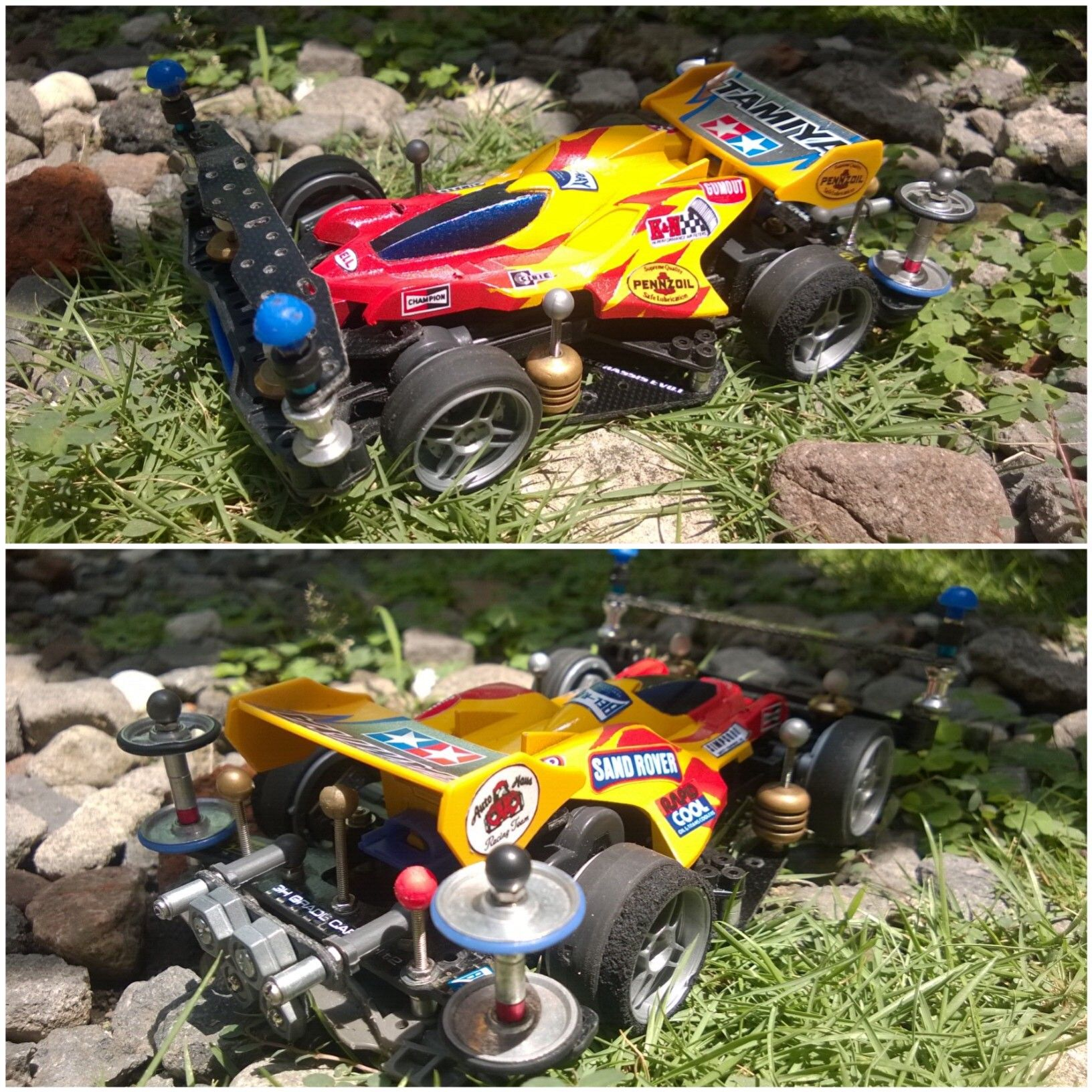 SuperXX Chassis