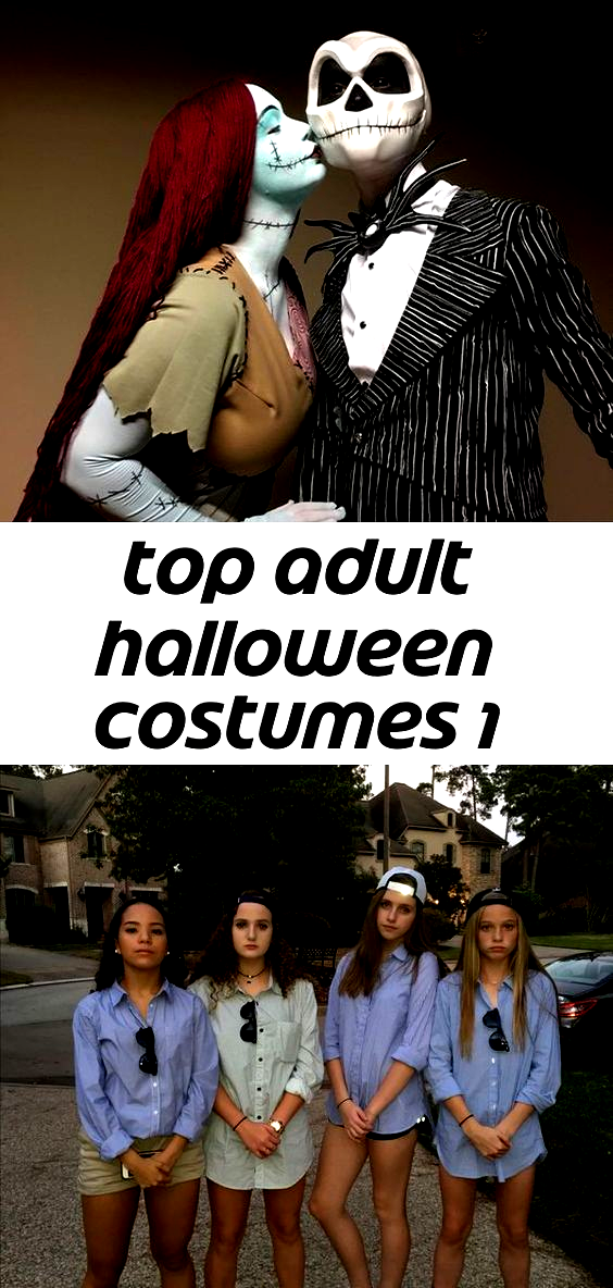 Top adult halloween costumes 1 (2020) Adult halloween