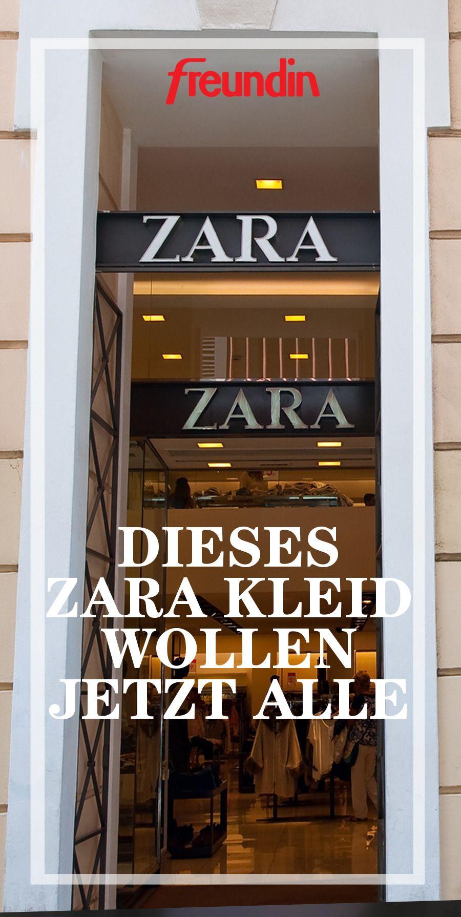 Warum jetzt alle dieses Zara-Kleid haben wollen in 2020 ...