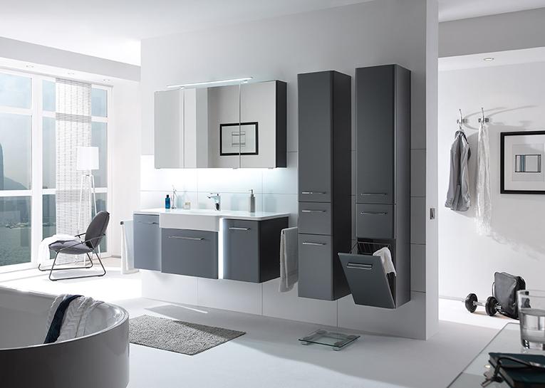 Bathroom In German solitaire 7030 | pelipal bathroom furniture | german bathroom