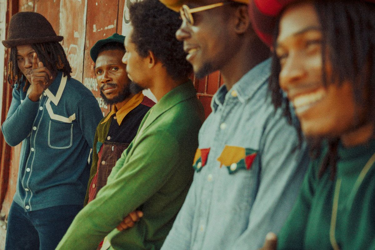 Levi's Vintage Clothing Dancehall & Reggae Fall Collection | Visuals