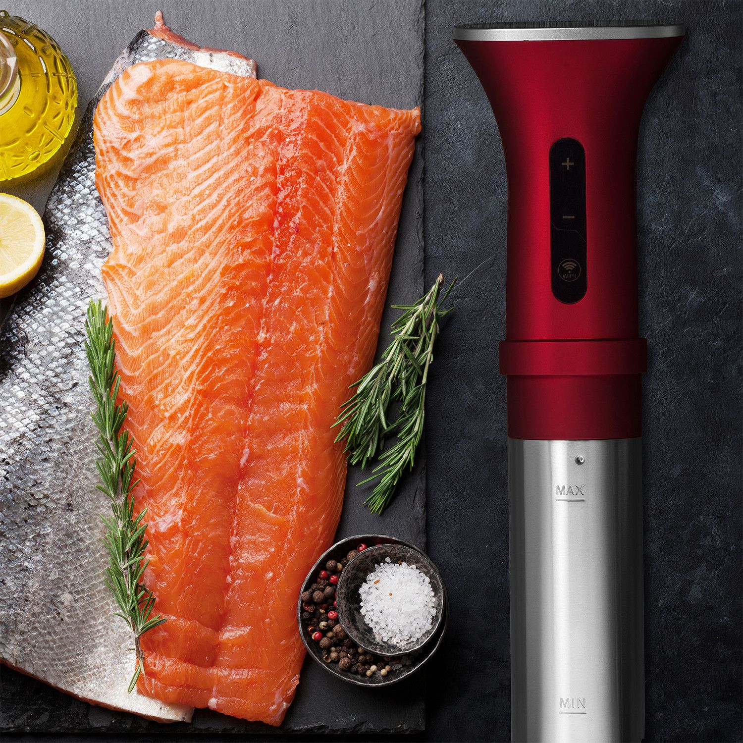 Sous Vide Wifi In 2020 Healthy Meals To Cook Sous Vide Cooking Techniques