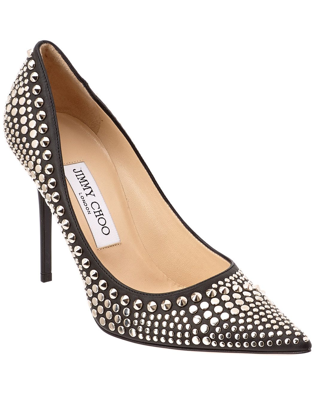 Spotted this Jimmy Choo Abel 100 Leather Pump on Rue La La. Shop (quickly!).