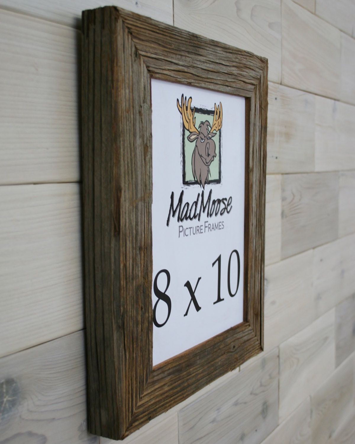 Barn Wood 8x10 Picture Frame [style: Chunky x 2\