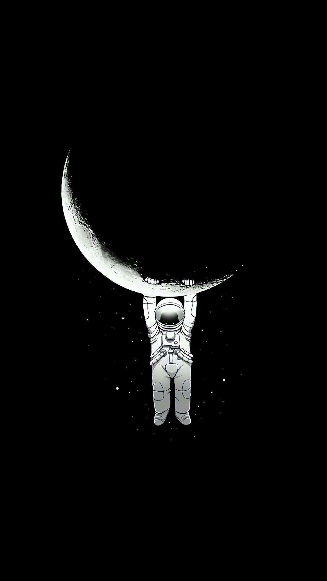 Dark 4k Image In 2020 Iphone Wallpaper Hipster Astronaut Wallpaper Dark Wallpaper