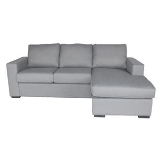 Check out the Bestsign LK-6163 Linen Sofa in Grey priced at $735.00 at Homeclick.com.