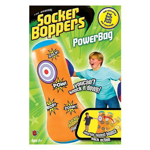 Socker Boppers Uk: Socker Bopper Power Bag