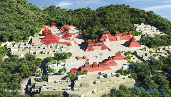 reconstruction at palenque - Bing Images