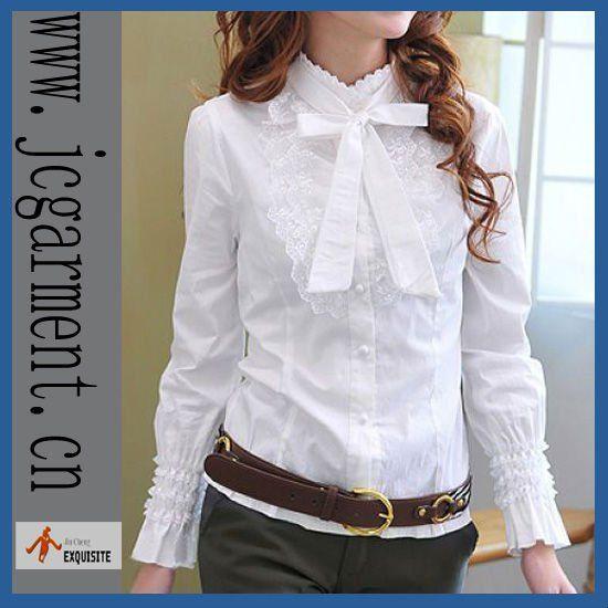 blusas blancas elegantes - Google Search | Mi estilo | Pinterest ...
