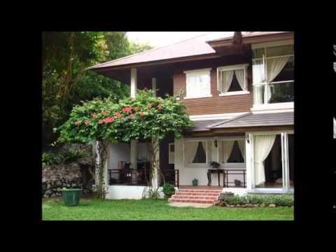 desain rumah gaya thailand   desain rumah, desain, rumah