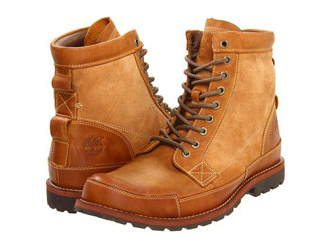 Timberland earthkeepers rugged original leather 6 boot +