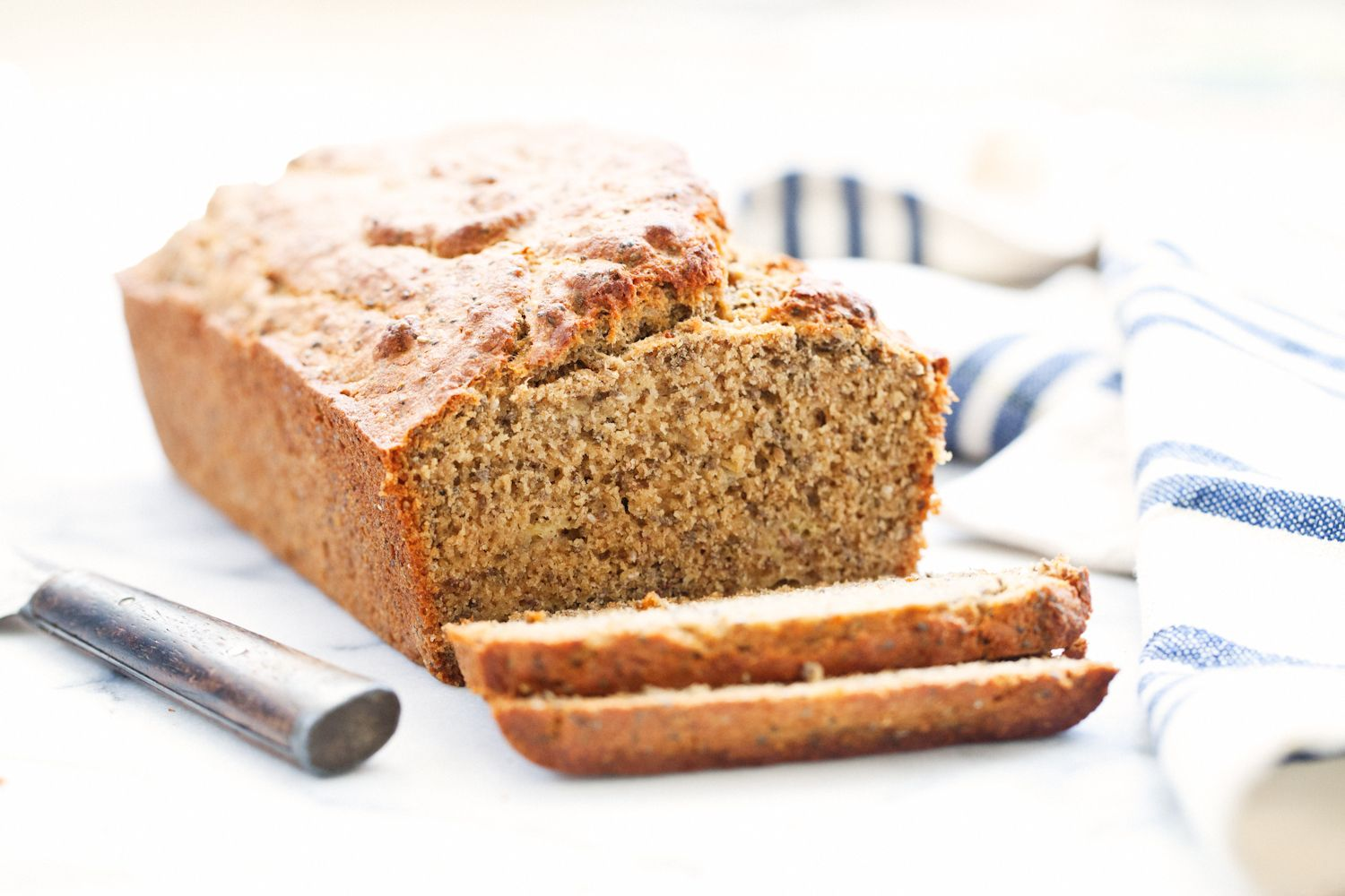 One Degree Organics Sprouted Khorasan Banana Chia Bread