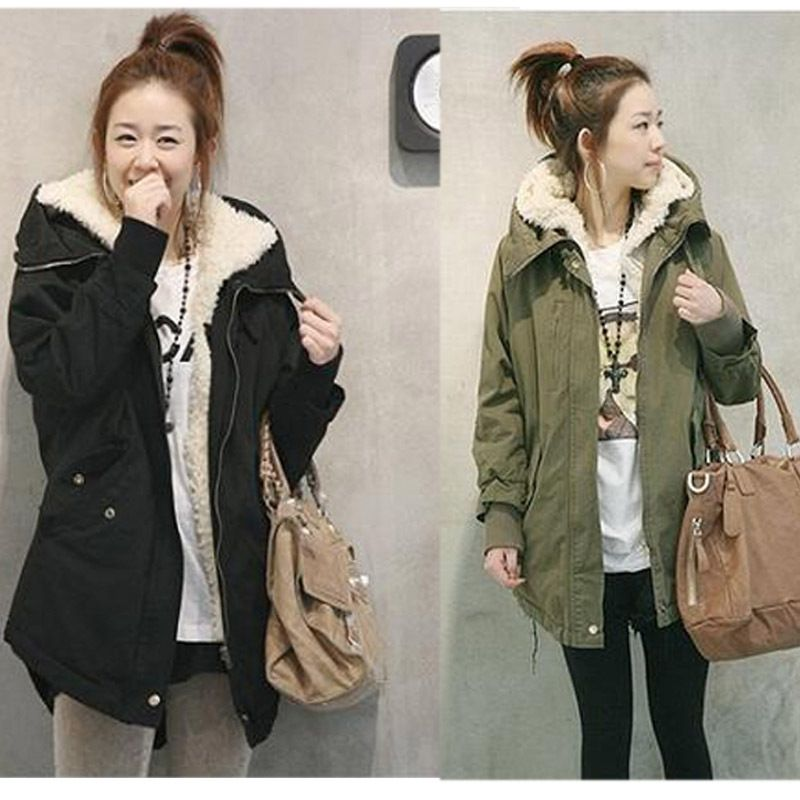 Collection Parka Coats For Women Pictures - Reikian